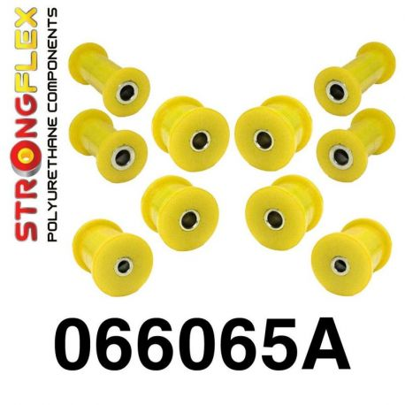 066065A: Podvozkové silentbloky Sada SPORT