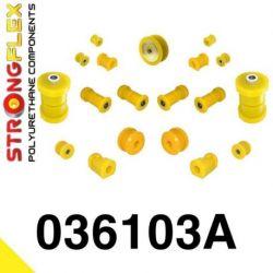 036103A: Kompletná sada silentblokov SPORT