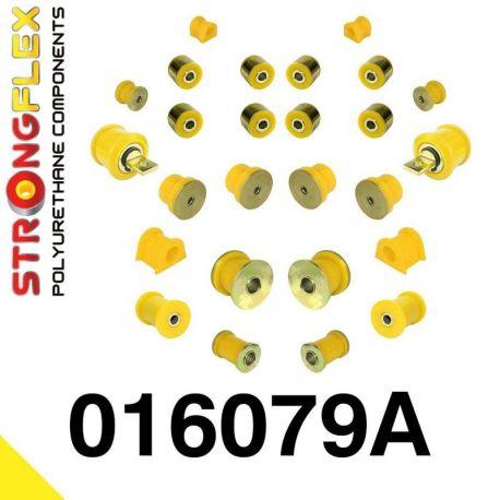 016079A: Kompletná SADA silentblokov 147,156 SPORT