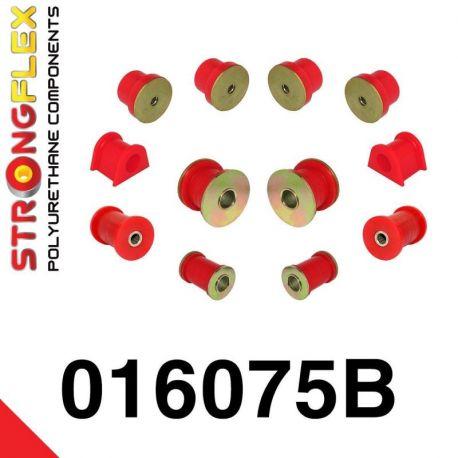 016075B: Predná náprava - sada silentblokov