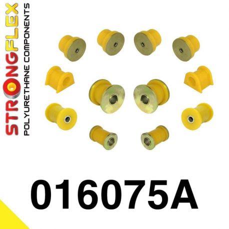 016075A: Predná náprava - sada silentblokov SPORT