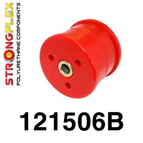 121506B: Zadný diferenciál - silentblok tyčky uchytenia 70mm