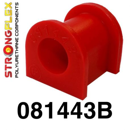 081443B: Zadný stabilizátor - silentblok uchytenia 18mm