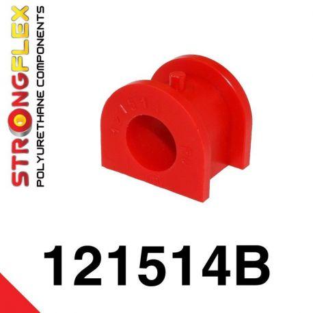 121514B: Predný stabilizátor - silentblok uchytenia 24-29mm