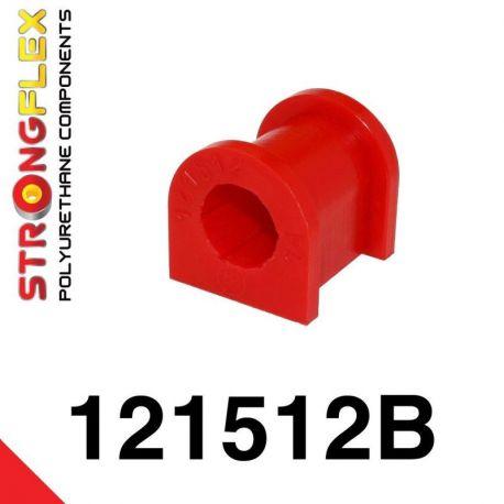 121512B: Zadný stabilizátor - silentblok uchytenia 18-27mm