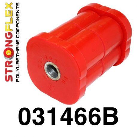 031466B: Zadná nápravnica - silentblok uchytenia