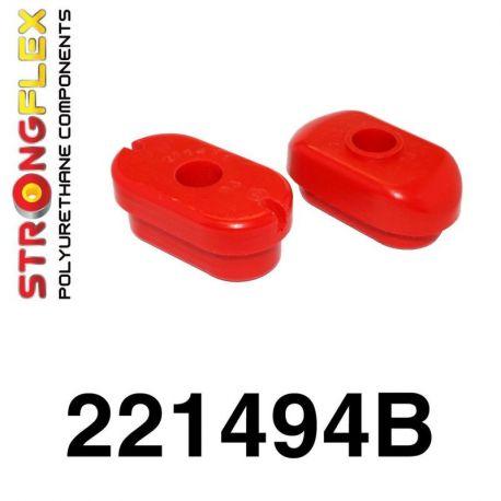 221494B: Prevodovka - silentblok uchytenia (kosť)