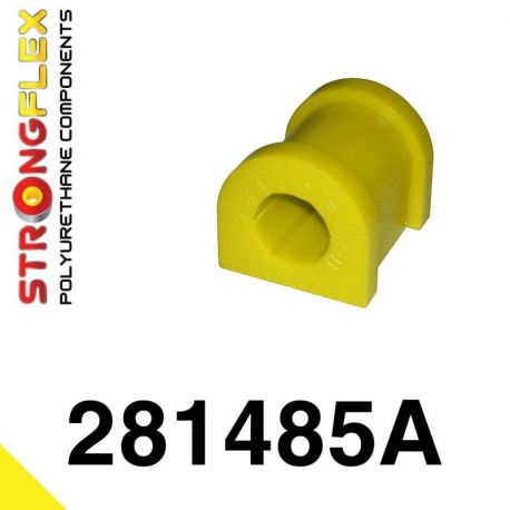 281485A: Zadný stabilizátor - silentblok uchytenia SPORT