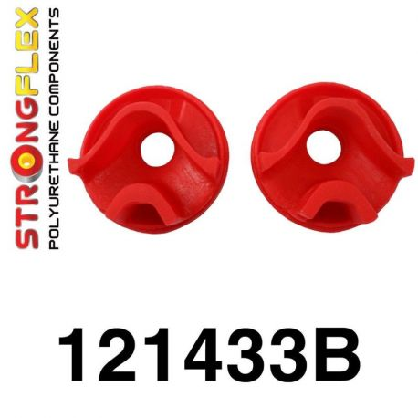 121433B: Silentblok uchytenia motora