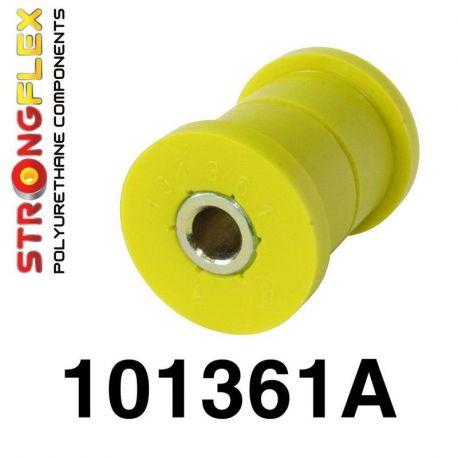 101361A: Predný spodný Zadné listové péro - silentblok uchytenia