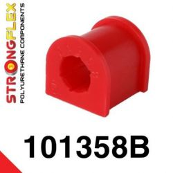 101358B: Predný stabilizátor - silentblok uchytenia