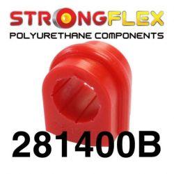281400B: Predný stabilizátor - silentblok uchytenia 25-27mm