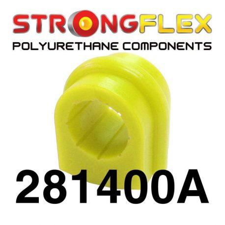 281400A: Predný stabilizátor - silentblok uchytenia 25-27mm SPORT