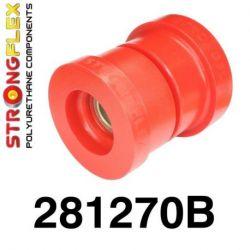 281270B: Zadná nápravnica - silentblok uchytenia