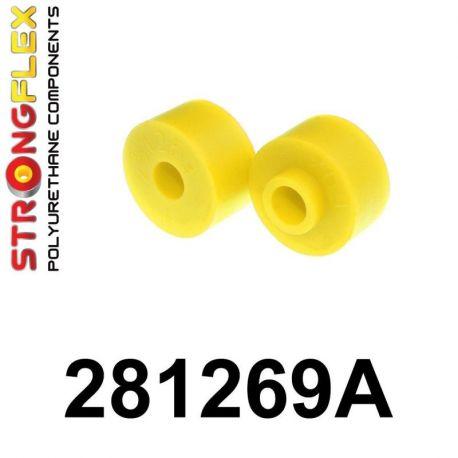 281269A: Zadný Predný stabilizátor - silentblok tyčky SPORT