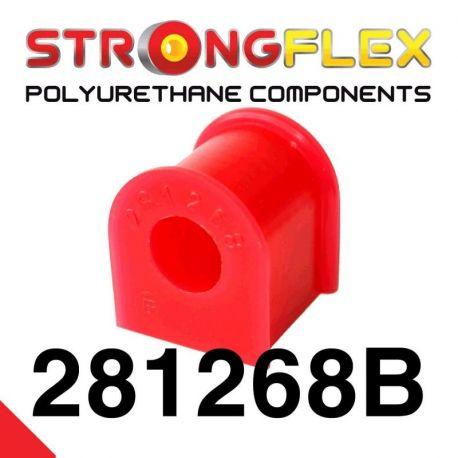 281268B: Zadný stabilizátor - silentblok uchytenia 15-18mm