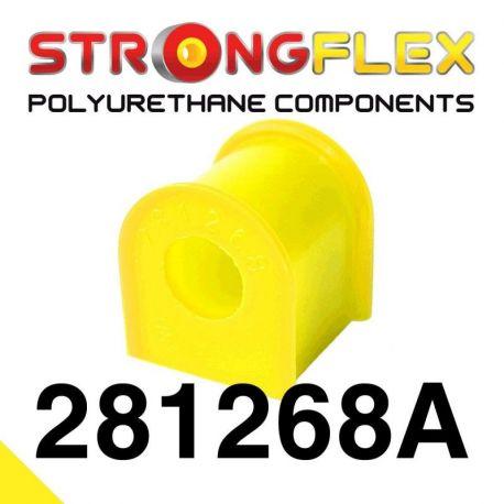 281268A: Zadný stabilizátor - silentblok uchytenia 15-18mm SPORT