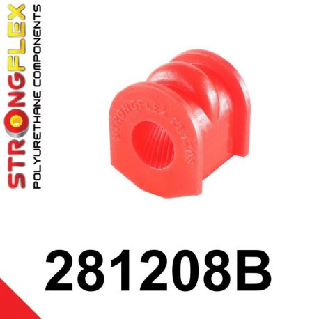 281208B: Zadný stabilizátor - silentblok uchytenia