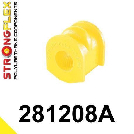 281208A: Zadný stabilizátor - silentblok uchytenia SPORT