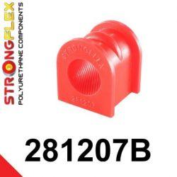 281207B: Predný stabilizátor - silentblok uchytenia 19-27mm