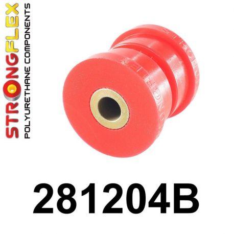 281204B: Vonkajší Zadná nápravnica - silentblok uchytenia