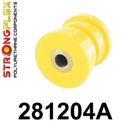 281204A: Vonkajší Zadná nápravnica - silentblok uchytenia SPORT