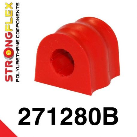 271280B: Predný stabilizátor - silentblok uchytenia 18-25mm