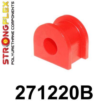 271220B: Zadný stabilizátor - silentblok uchytenia 17mm