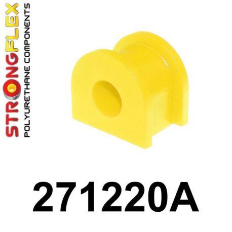 271220A: Zadný stabilizátor - silentblok uchytenia 17mm SPORT