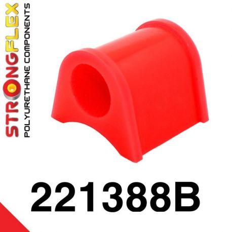 221388B: Zadný stabilizátor - vonakjší silentblok uchytenia