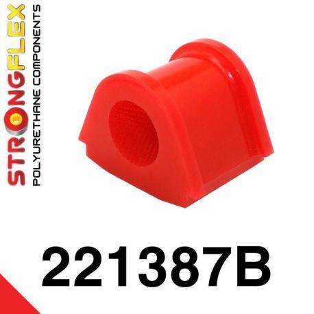 221387B: Zadný stabilizátor - vnútorný silentblok uchytenia