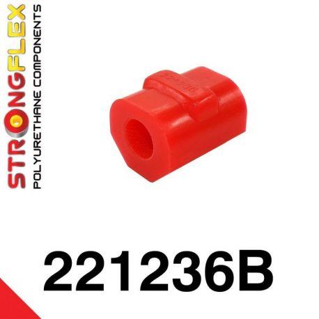 221236B: Predný stabilizátor - silentblok uchytenia 18-24mm