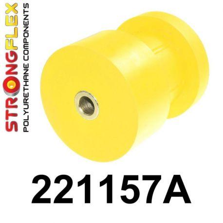 221157A: Zadná nápravnica - silentblok uchytenia 57mm SPORT