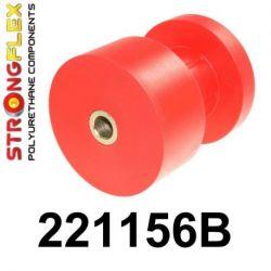 221156B: Zadná nápravnica - silentblok uchytenia 45mm