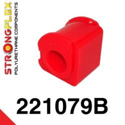 221079B: Predný stabilizátor - silentblok uchytenia 17-19mm