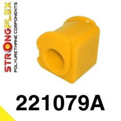 221079A: Predný stabilizátor - silentblok uchytenia SPORT