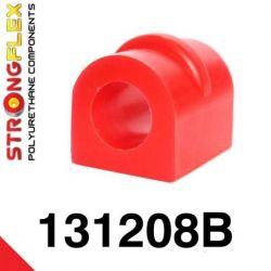 131208B: Predný stabilizátor - silentblok uchytenia 16-25mm