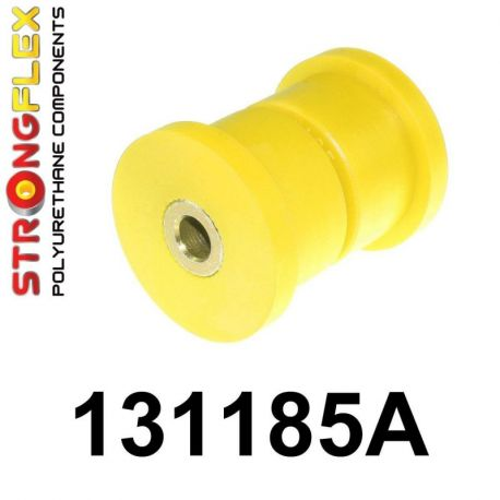 131185A: Zadná nápravnica - silentblok uchytenia SPORT