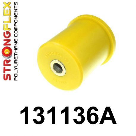 131136A: Zadná nápravnica - silentblok uchytenia SPORT
