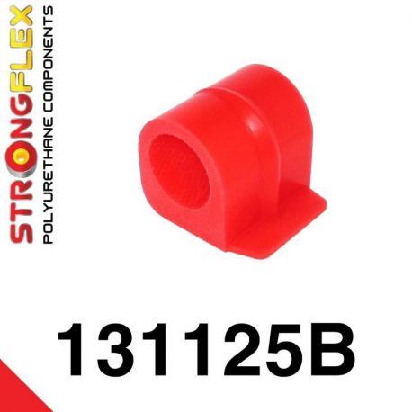 131125B: Predný stabilizátor - silentblok uchytenia 16-24mm