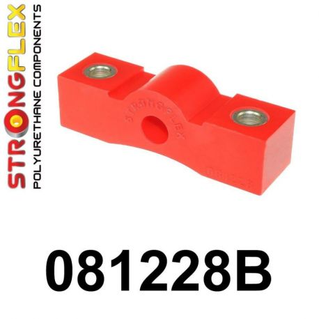 081228B: Silentblok uchytenia radiacej páky