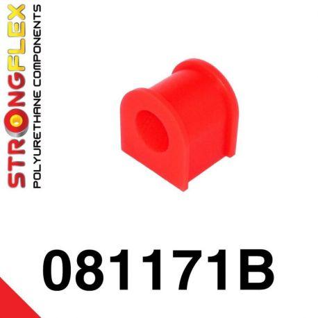 081171B: Zadný stabilizátor - silentblok uchytenia 13mm