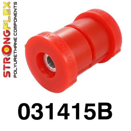 031415B: Zadná nápravnica - silentblok uchytenia