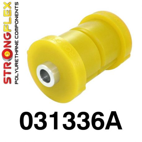 031336A: Zadná nápravnica - silentblok uchytenia SPORT