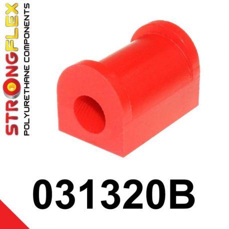 031320B: Zadný stabilizátor - silentblok uchytenia 15-24mm