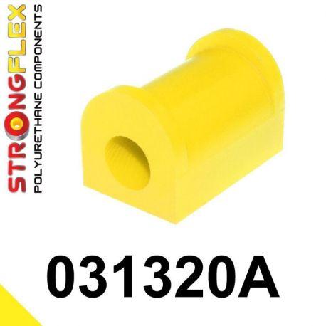 031320A: Zadný stabilizátor - silentblok uchytenia 15-24mm SPORT