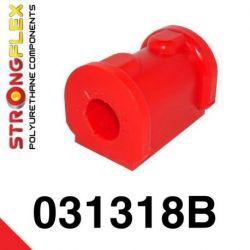 031318B: Predný stabilizátor - silentblok uchytenia 18-24mm