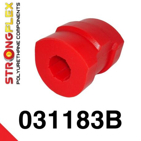 031183B: Predný stabilizátor - silentblok uchytenia