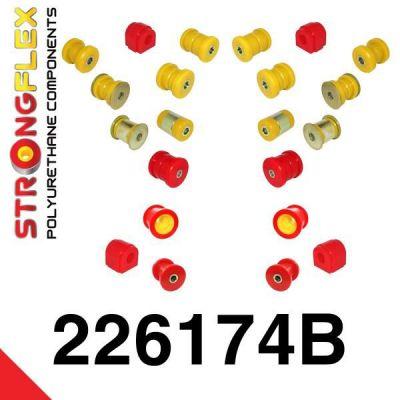 226174B: Kompletná SADA silentblokov