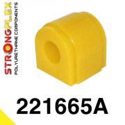 221665A: Predný stabilizátor - silentblok uchytenia SPORT